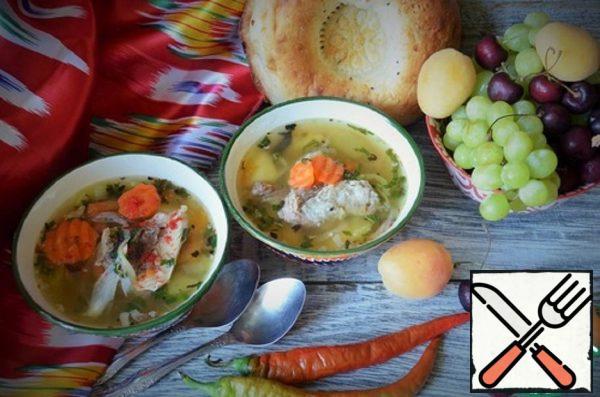 Uzbek Shurpa Recipe