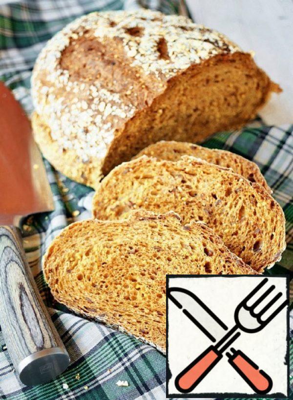 """Scottish Multi-Grain Bread """"Struan"""" Recipe"""