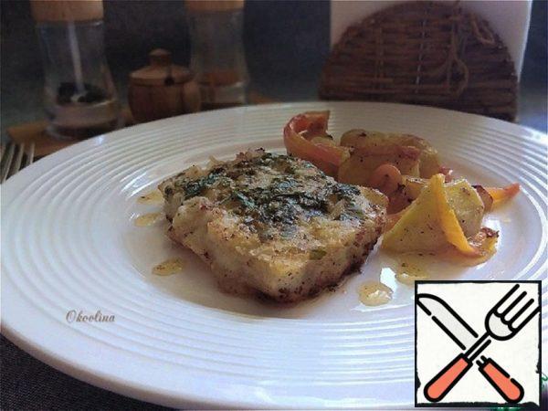 Meniere Sauce for Fish Recipe