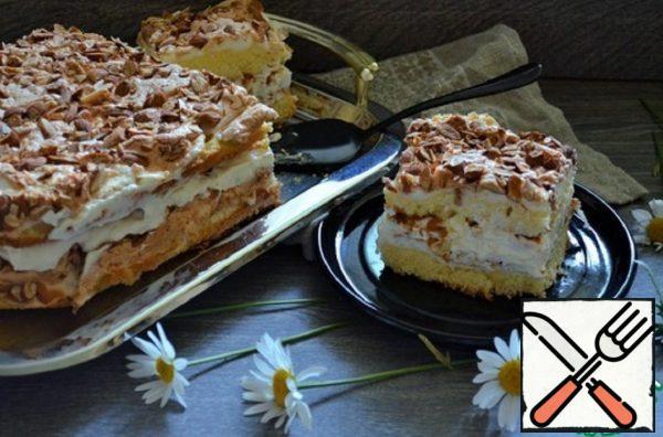 Norwegian Cake Recipe