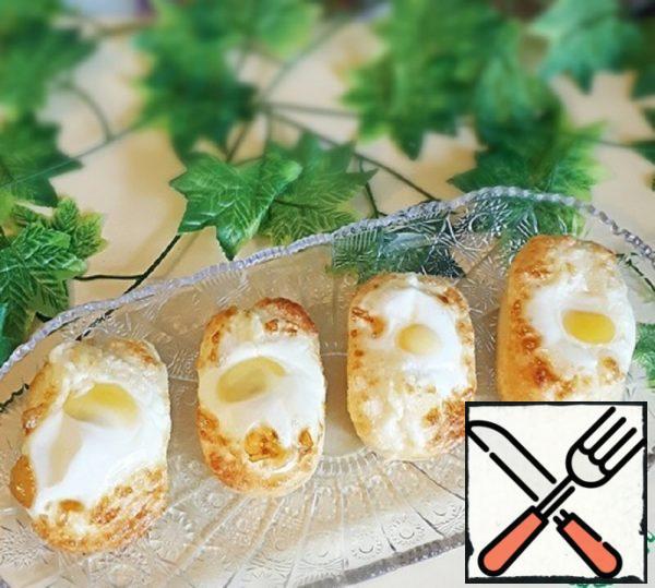 "Korean Egg Bread ""Geran-Pang"" Recipe"