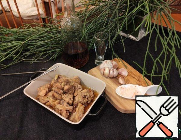 Chicken Thighs in Foil Recipe