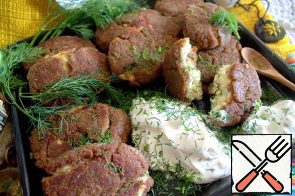 Grikainiai with Cottage Cheese Recipe
