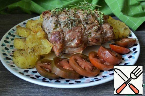 "Pork ""Arista in Florentine"" Recipe"