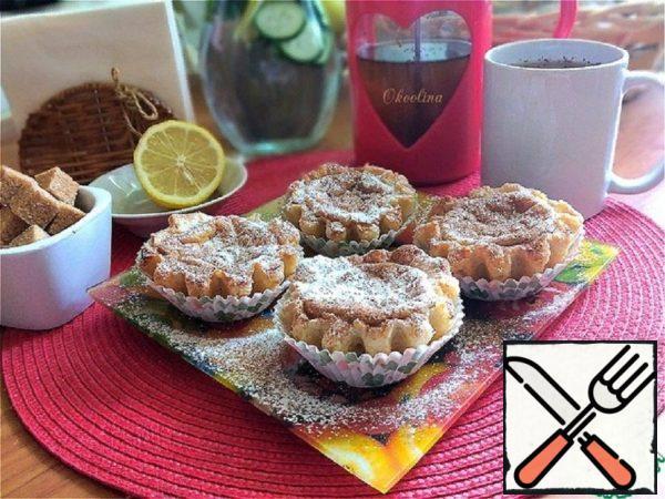 """Portuguese Cakes """"Pate de Nata"""" Recipe"""