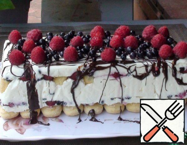 Ice Cream Cake without Baking Recipe