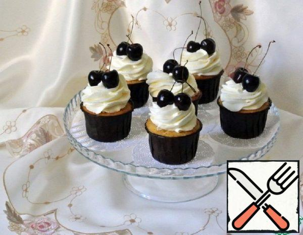 "Cupcakes ""Tender"" Recipe"