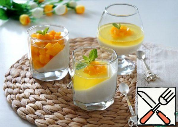 Panna Cotta for Adults Recipe