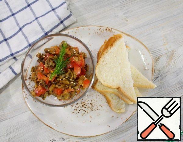 Eggplant Spread Recipe