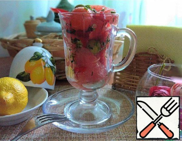 Vitamin Salad with Grapefruit Recipe