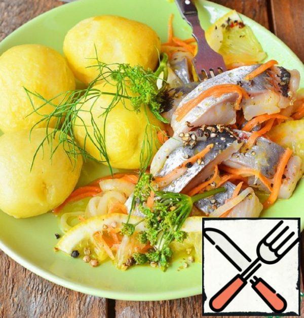 Herring in Dutch Recipe