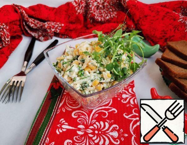 """Salad """"Sunny Ray"""" Recipe"""