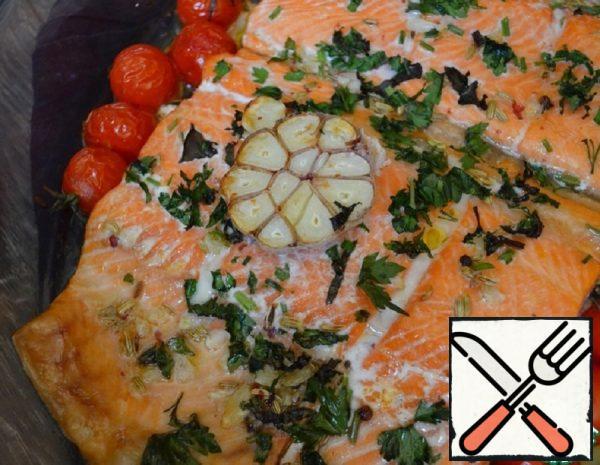 Trout in Italian Recipe