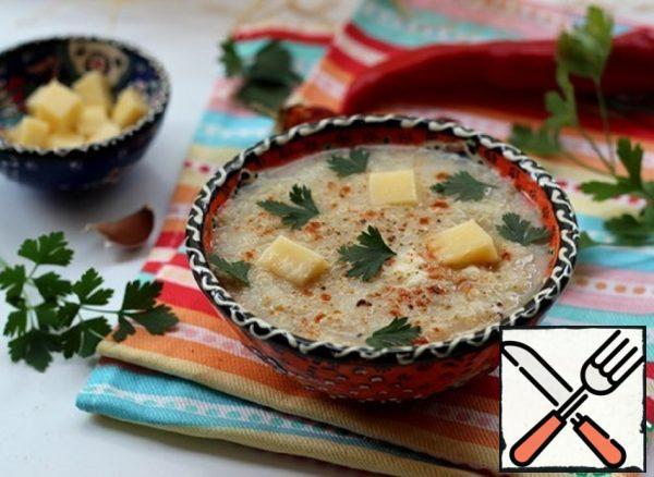 Peruvian Chupe Chowder Recipe