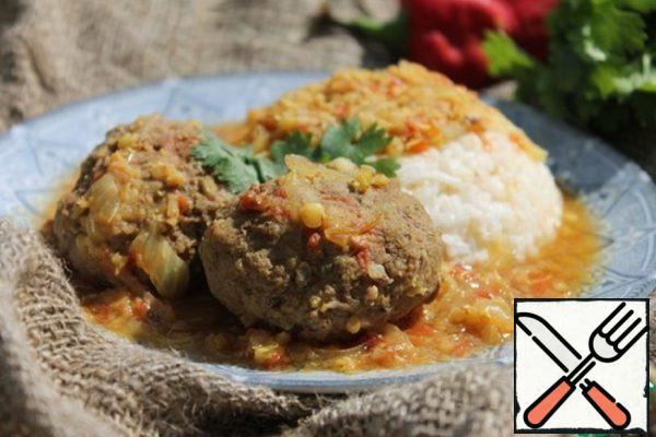 Kufta Chalau Recipe