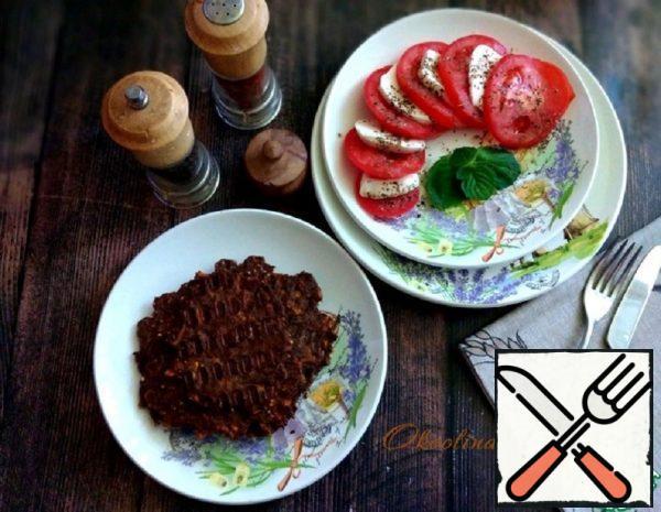 Flaxseed Waffles Recipe