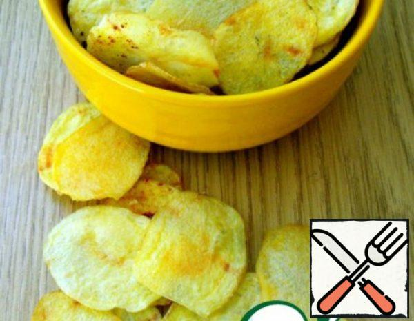 Chips in the Microwave Recipe
