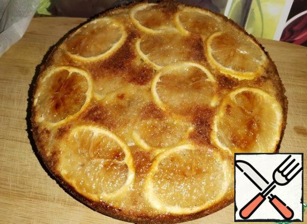 Bake in a preheated 180 °C oven for about 35-40 minutes. !!! FOCUS ON THE WORK OF YOUR OVEN!!!