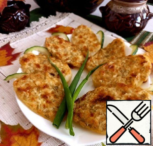 """Garlic"" Potatoes Recipe"